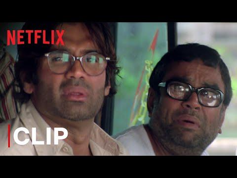 Kya Gunda Banega Re Tu | Phir Hera Pheri Comedy Scene | Netflix India