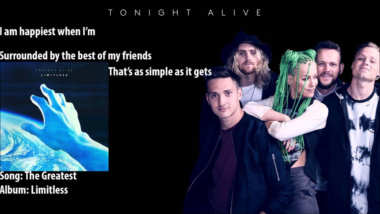 tonight-alive-the-greatest-lyric-video-tonight-alive