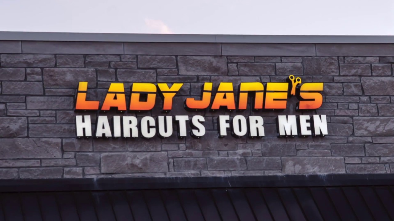 Lady Janes Haircuts For Men Youtube