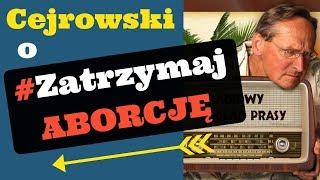 Cejrowski: Kaczyński ma za pazurami krew niewiniątek 2018/11/06 Radiowy Przegląd Prasy odc. 971