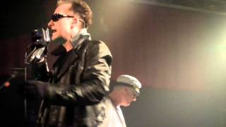 The Damned @ Double Door, Chicago - 13 Sept 2015 - 13th Floor Vendetta