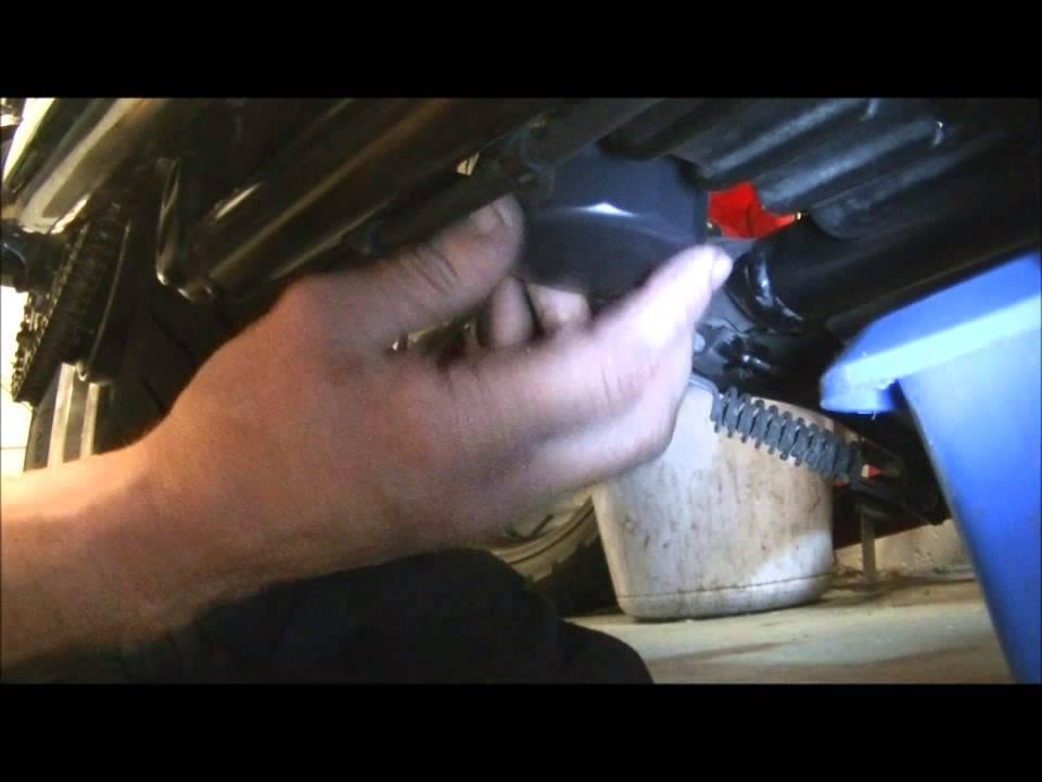 Delboys Garage Triumph Bonneville Pt 3 Oil Change Youtube