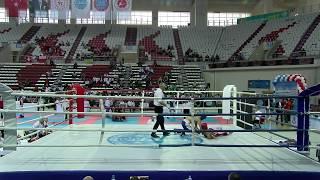 Sedat Demir v Dmitrii Shakhmukhametov WAKO World Championships 2019