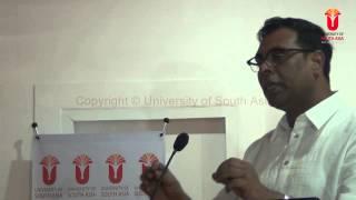Prof  Dr  Mohammad Muhit Speech in  Rapid Assessment of Avoidable Blindness