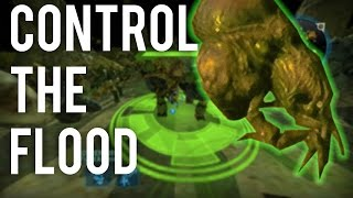 Halo Wars - Controlling The Flood Mod