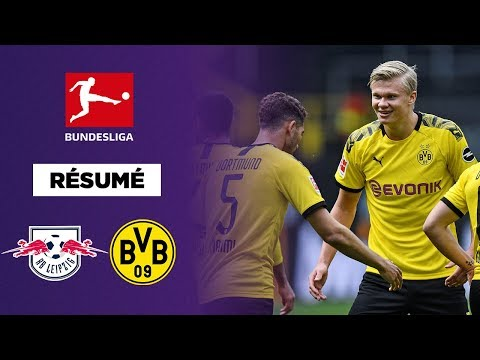 Bundesliga : Dortmund, dauphin implacable à Leipzig