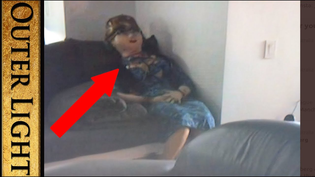 Strange blow up doll pictured in Epstein Panorama documentary - The Outer Light