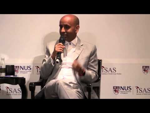 South Asia Literary Salon - Part 4 (11 July 2015)