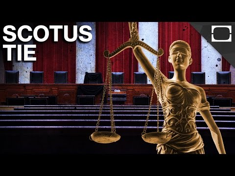 What Happens If U.S. Supreme Court Decisions End In A Tie?