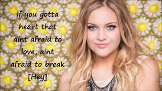 Dibs by Kelsea Ballerini w/ on screen lyrics thumbnail