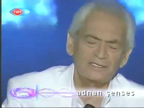 Adnan Senses Neden Saclarin Beyazlamis Youtube