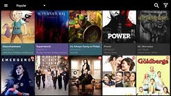 Top 5 Streaming Apps For HD Movies and TV Shows | November 2019 Countdown List