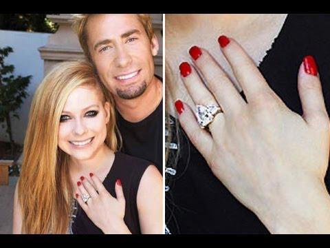 Avril Lavigne U0026 Chad Kroegeru0027s Wedding: All The Details!