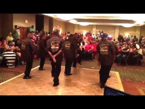 2013 Gala Day Camel walk battle..... Jackson, TN