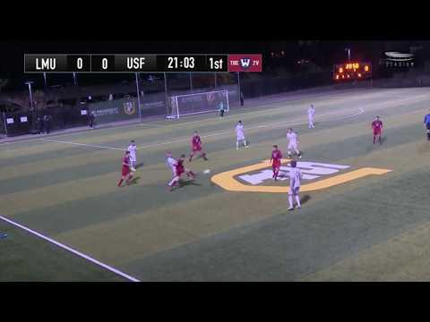 Leon Schwarzer Senior Year USF Highlights