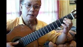 Giọt Nắng Bên Thềm (Thanh Tùng) - Guitar Cover by Hoàng Bảo Tuấn