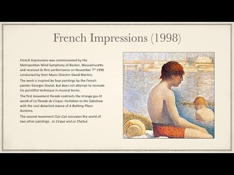 French Impressions - 1998