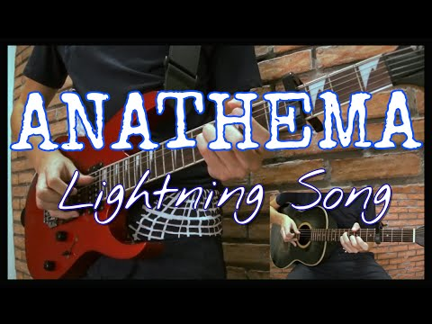 Anathema - Lightning Song (Guitar Cover) [HD] + tabs