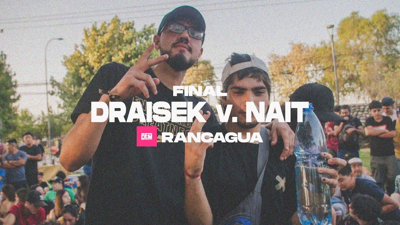 Download DRAISEK vs. NAIT: LA FINAL - Rancagua #LaGiraDEM 2020