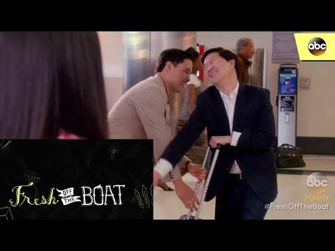 Louis & Gene's Polite Fight - Fresh Off The Boat