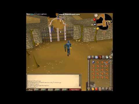 Runescape 2007 - Earth Warrior Slayer Task Guide