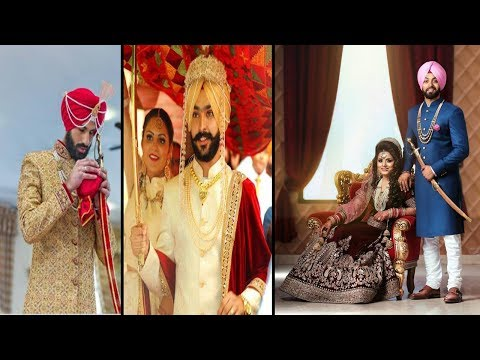 56884458b4 Top 15 Hottest Grooms We Found In Sikh Weddings Who Clearly Prove That ' SINGH IS KING - YouTube