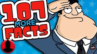 107 More American Dad Facts - (Tooned Up #228) | ChannelFrederator