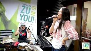 Jazzy Jo feat. Dorian - Mi-ai intrat in cap (Live la Radio ZU)
