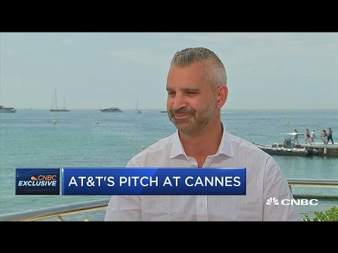 AT&T's Brian Lesser on the future of advertising -