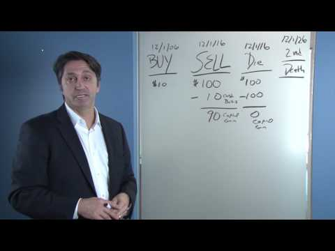Bobby Explains Estate Tax Portability