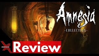 amnesia: The Collection PS4 Review l Expansive