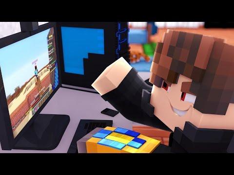 Minecraft: - HACKER DO SKY WARS - ‹ JUAUM ›