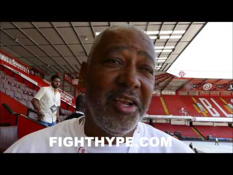 """SAM WATSON WARNS KELL BROOK """"ERROL SPENCE IS THE REAL DEAL""""; SAYS 2017 WILL BE A GREAT YEAR FOR PBC"""