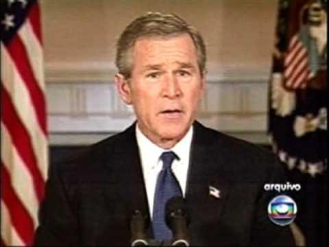 Legado de George W. Bush para a Humanidade - YouTube
