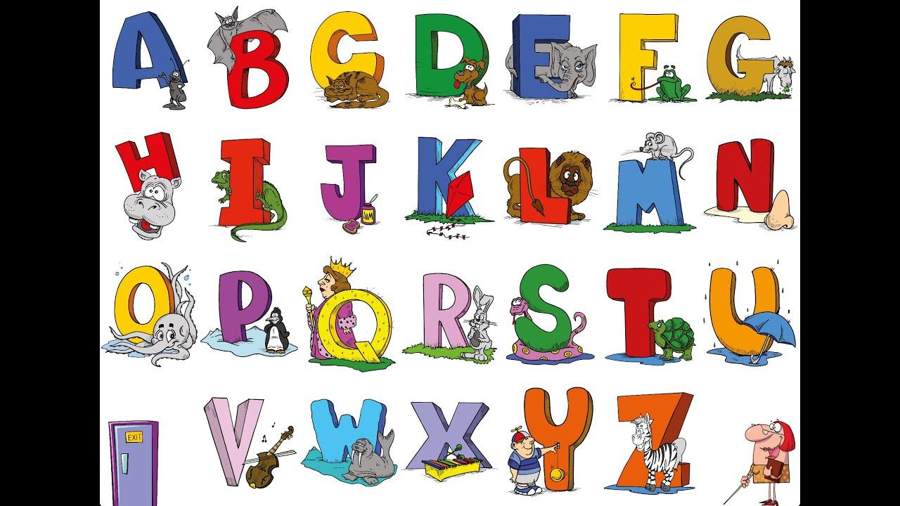 Обучающее видео для детей. Уроки английского языка ...