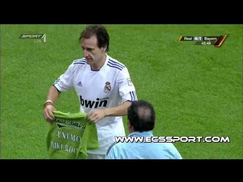 Cоrаzon Classic Маtch 2011 | Real Madrid - Bayern Munchen | Friendly |