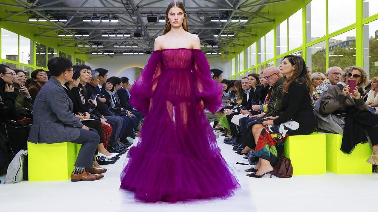 Valentino | Spring/Summer 2020 | Paris Fashion Week