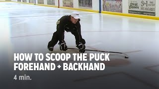 Itrain Hockey - Picking Up The Puck
