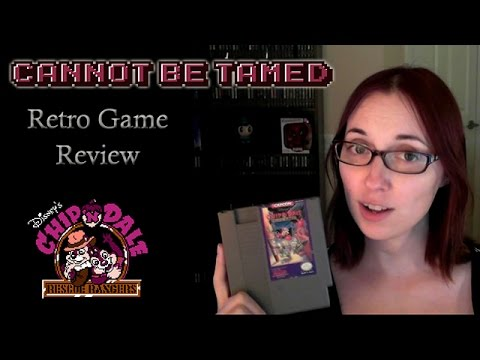 Chip 'n Dale Rescue Rangers (NES) - Retro Gaming Review