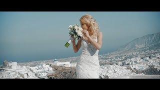 Сергей и Елена - свадьба в Греции, о.Санторини / WEDDING Greece, Santorini (WELCOME FILMS)