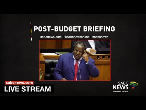 Briefing by the Finance Minister on Budget 2019