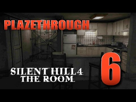 Plazethrough: Silent Hill 4 (Part 6)
