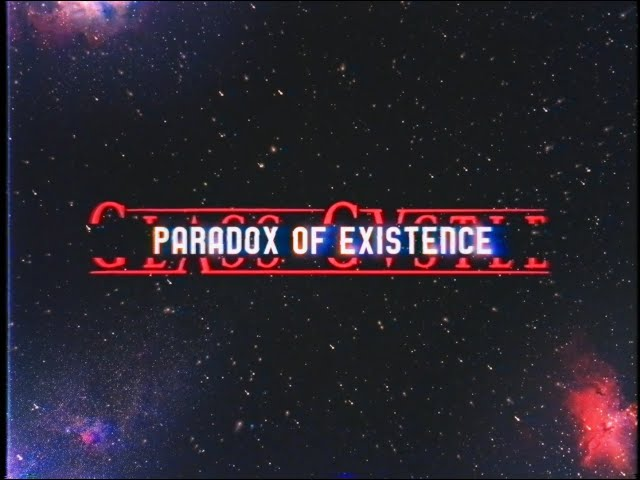 Glass Castle - Paradox of Existence  (Official Lyrics Video)