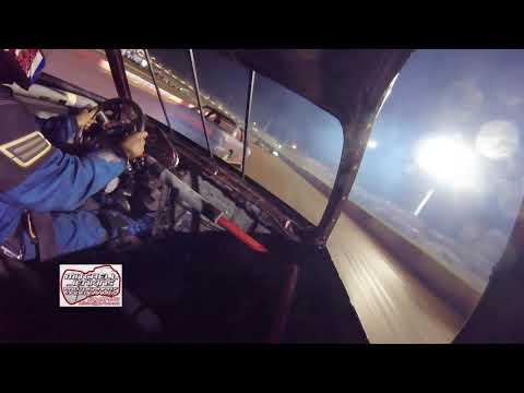 Rick Ricks Stinger In Car Dixie Speedway 9/2/17!