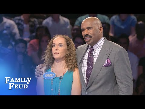 WOW! Watch this FAST MONEY!   Family Feud