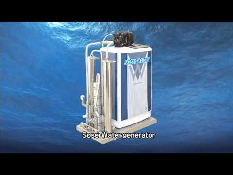 The future of harnessing the energy of water