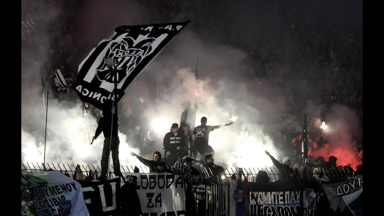 PAOK Ultras - YouTube