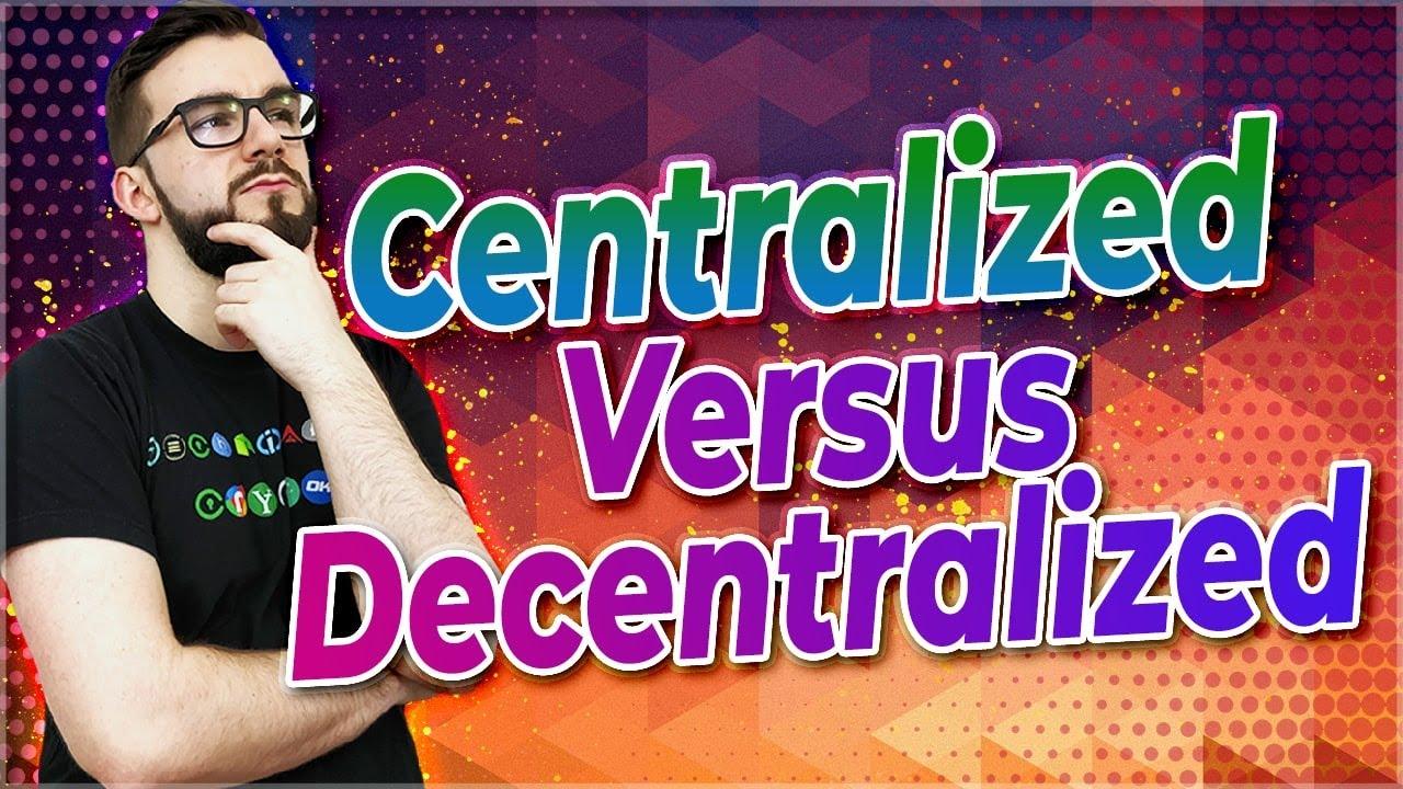 ▶️ Centralization Versus Decentralization | EP#372