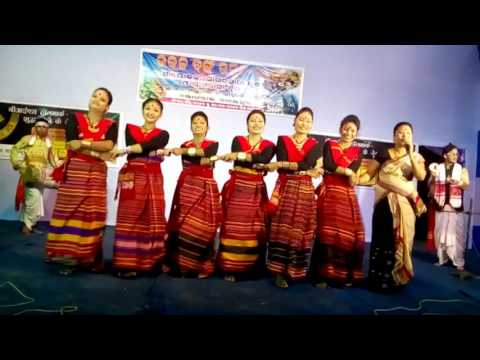 Hajong dance(Assam)