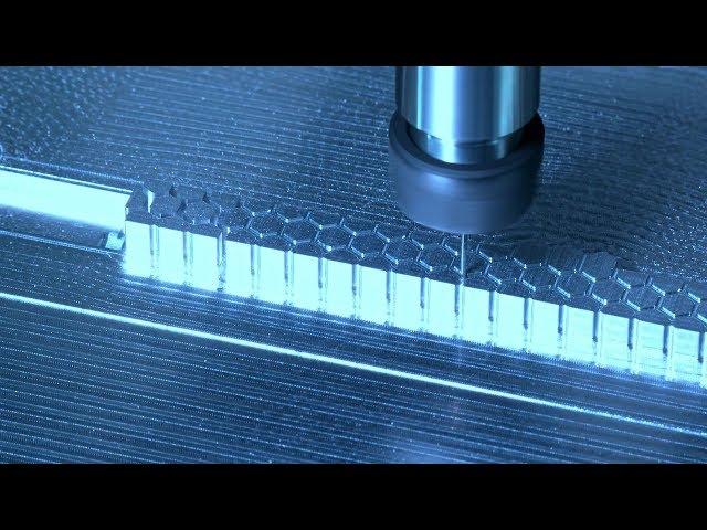 Autodesk PowerMill rib machining helps IQ Manufacturing lower costs